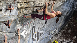 <strong>Ad for the Calgary Climbing Centre.</strong></br>